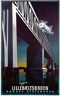 Lillebæltsbroen, 1951