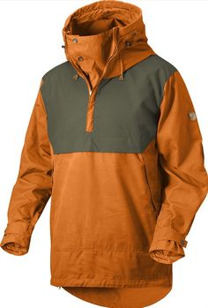 Куртка всесезонная унисекс Fjallraven Anorak No. 8