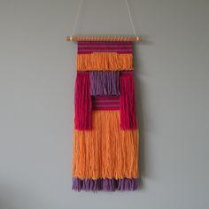 #woven #wallhanging #wovenwallhanging #weaving #loom #handmade #craft #art