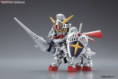 Legend BB Knight Gundam (SD) (Gundam Model Kits) Item picture4