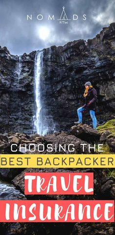 World Nomads: The Best Backpacker Travel Insurance Find in this post how to choose the best backpacker travel insurance.Get coverage for stolen luggage, illness , lost passport, medical expenses and much more. International Travel Insurance, Best Travel Insurance, Backpacker Insurance, Travel Guides, Travel Tips, Travel Destinations, Rv Travel, Travel Advice, Travel Essentials