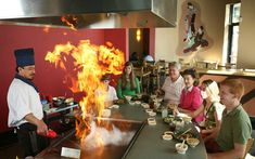 Teppanyaki Table Grill Art | Teppanyaki Dishes - Cookeryaki Hibachi Restaurant, Hibachi Grill, Japanese Hibachi, Grill Table, Portable Grill, Teppanyaki, Cooking On The Grill, No Cook Meals, Barbecue