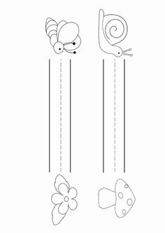 Actividades para niños preescolar, primaria e inicial. Fichas con ejercicios de grafomotricidad para niños de preescolar y primaria. Unir puntos y pintar. Grafomotricidad Unir puntos y pintar. 6