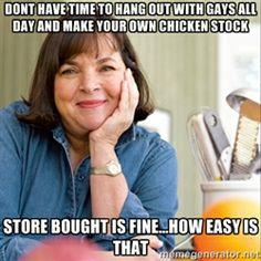 from Alexzander ina garten and gay friends