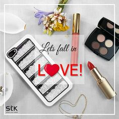 Fall in love with #iPhone #ProtectionCases this season! This texturized little darling is the newcomer in #STK family. Not only does the structured surface look good, it also provides a better grip that won't let you down
