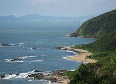 Praia Vermelha, Penha (SC)