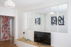 Cloison vitrée atelier d'artiste modèle ATELIER Turpin-Longueville