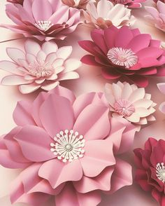 Diy paper flowers crafts pinterest paper peonies diy paper 300 likes 11 comments paper flowers nan paper0330 on instagram paper flowers diy mightylinksfo