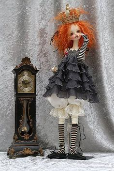Art doll...make for Little girl (C&KMc)                                                                                                                                                     Mais