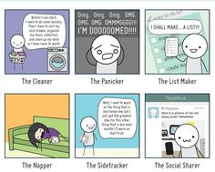 Types of Procrastination and How You Can Fix Them