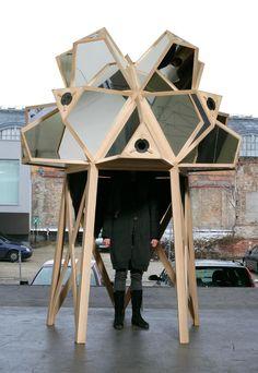 Dream house • Artwork • Studio Olafur Eliasson