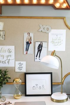 How to organize greeting card mementos // Old gift cards & notes // organizing memorabilia // professional organizer // paper filing advice // www.simplyspaced.com