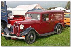 Austin 18/6 1935 Van (2511 cc)