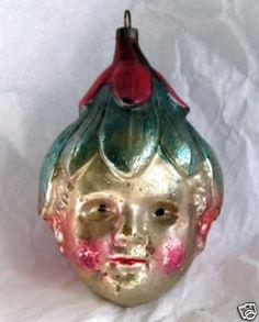 Antique ornament