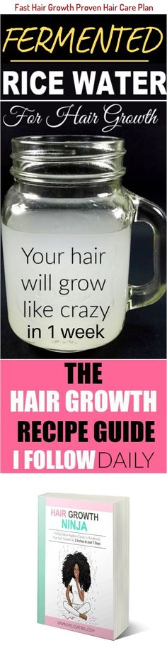 Follow our hair growth recipe guide to know exactly what to put on your hair for it go grow. You will always know what to do to give your hair the care it needs. #diyhairgrowth Cold Remedies Fast, Recipe Guide, Care Plans, Hair Growth, Your Hair, Hair Care, How To Plan, Hair Growing, Care Packages
