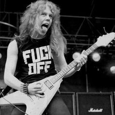 Quarter Rock Press - James Hetfield - Metallica
