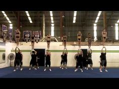 This is cheerleading. ^