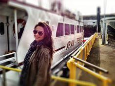 """All Aboard"" the Aran Island Ferry"