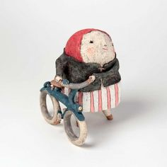 Baby Strollers, Sculptures, Children, Paper Mache, Contemporary, Baby Prams, Young Children, Kids, Strollers