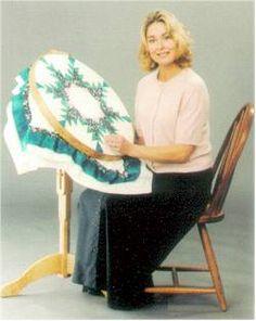 Grace Hoop 2 | Of Quilter Interest (Giveaways, Exhibits, etc ... : grace quilting hoop - Adamdwight.com