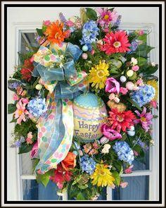 Wreaths: Decorative Door Wreaths, Luxury Christmas Wreaths - Decorative Easter Wreaths - Maplesville, AL