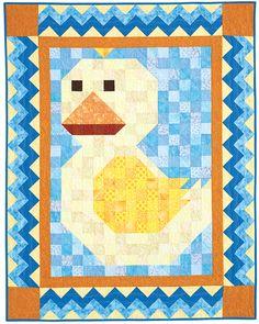 - Quack Patch Pal Quilt Kit
