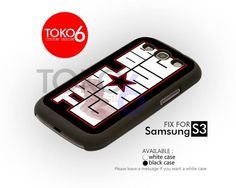 AJ 3627 wiz khalifa taylor gang - Samsung Galaxy S III Case | toko6 - Accessories on ArtFire