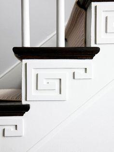 The Greek Key Staircase
