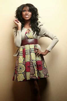Latest Ankara Fashion Style