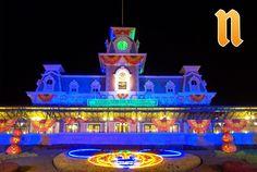 Manifesting the Magic: Magic Kingdom ABC's: N