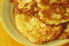 German potato pancakes a must!