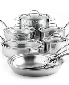 75 musthaves that belong on your wedding registry cookware setkitchen - Calphalon Cookware Set