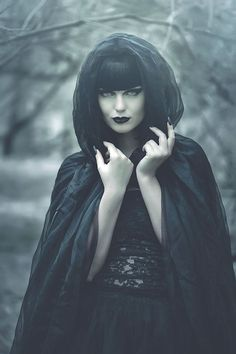 Published work in Dark Beauty Magazine issue #36. Dark Beauty, Goth, Makeup, Nails. Photographer: SS Photography. Model: Angelica Kotliar. Hair/Makeup Artist:Andy Calero www.andycalero.net
