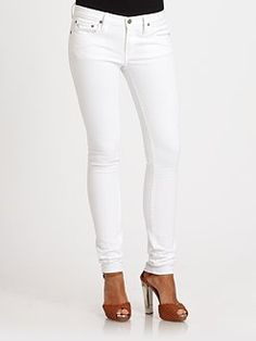 Ralph Lauren Blue Label - Stretch Skinny Jean