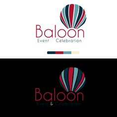 Baloon - Event & Celebration #Logodesign Inspiration Nr. 1