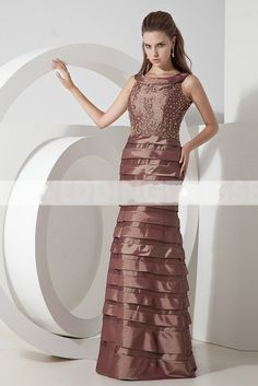 Strapless Unique brown evening Dresses - Order Link: http://www.theweddingdresses.com/strapless-unique-brown-evening-dresses-twdn4437.html - Embellishments: Beading; Length: Floor Length; Fabric: Taffeta; Waist: Natural - Price: 170.5289USD