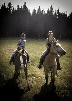 Amy and Georgie (Amber and Alisha)