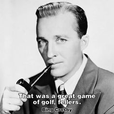 Bing Crosby and his Hollywood and music career during the golden age Golden Age Of Hollywood, Vintage Hollywood, Classic Hollywood, Hollywood Images, Hollywood Glamour, Hollywood Stars, Peter Ustinov, Tyrone Power, Anthony Perkins