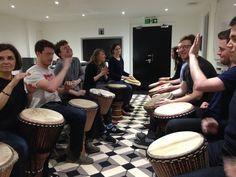 London African Drumming workshop for beginners