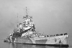 HMS Howe (1940)