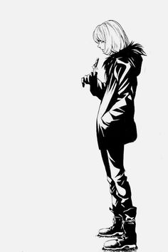 Tags: Death Note, Mello, Mihael Keehl