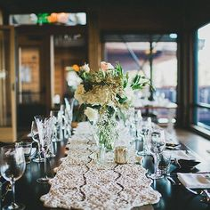 Picture your next special event at Tahoe Mountain Club with help from some of our favorite moments. Wedding Coordinator, Wedding Events, Wedding Table Garland, Event Planning Tips, Event Photos, Wedding Locations, Event Venues, Floral Wedding, Perfect Wedding