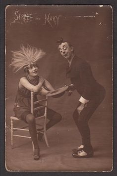 Vintage Stock - Circus 2 by Hello-Tuesday on DeviantArt Old Circus, Dark Circus, Circus Art, Circus Clown, Night Circus, Creepy Circus, Vintage Circus Performers, Vintage Circus Photos, Vintage Pictures