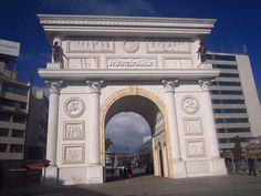 Triumph Arch Skopje