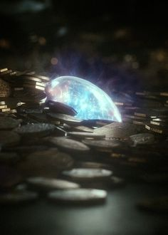 The Arkenstone, the Jewel that Bilbo is ordered to find and bring back to Thorin... Kira thinks that not even he can locate it within the vast treasure hoard, however.