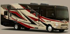 Check out Outlaw toy haulers by Thor Motor Coach. With two luxury lines to choose from, we have a motorhome toy hauler that fits your RV needs. Cool Campers, Rv Campers, Thor, Airstream Rv, Diesel, Luxury Motorhomes, Class A Rv, Class A Motorhomes, Shopping