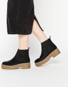 ASOS ANOTHER PLANET Chelsea Ankle Boots