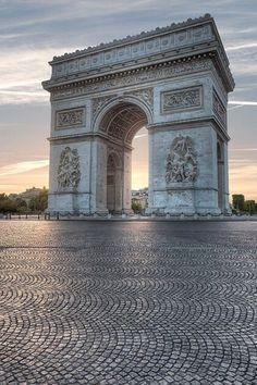 Arco di Trionfo, Parigi #bucketlist