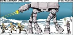 Brewster Rockit Comic Strip, October 02, 2016     on GoComics.com