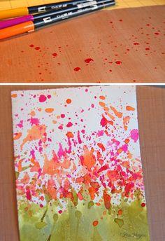 elvie studio: splatter-happy